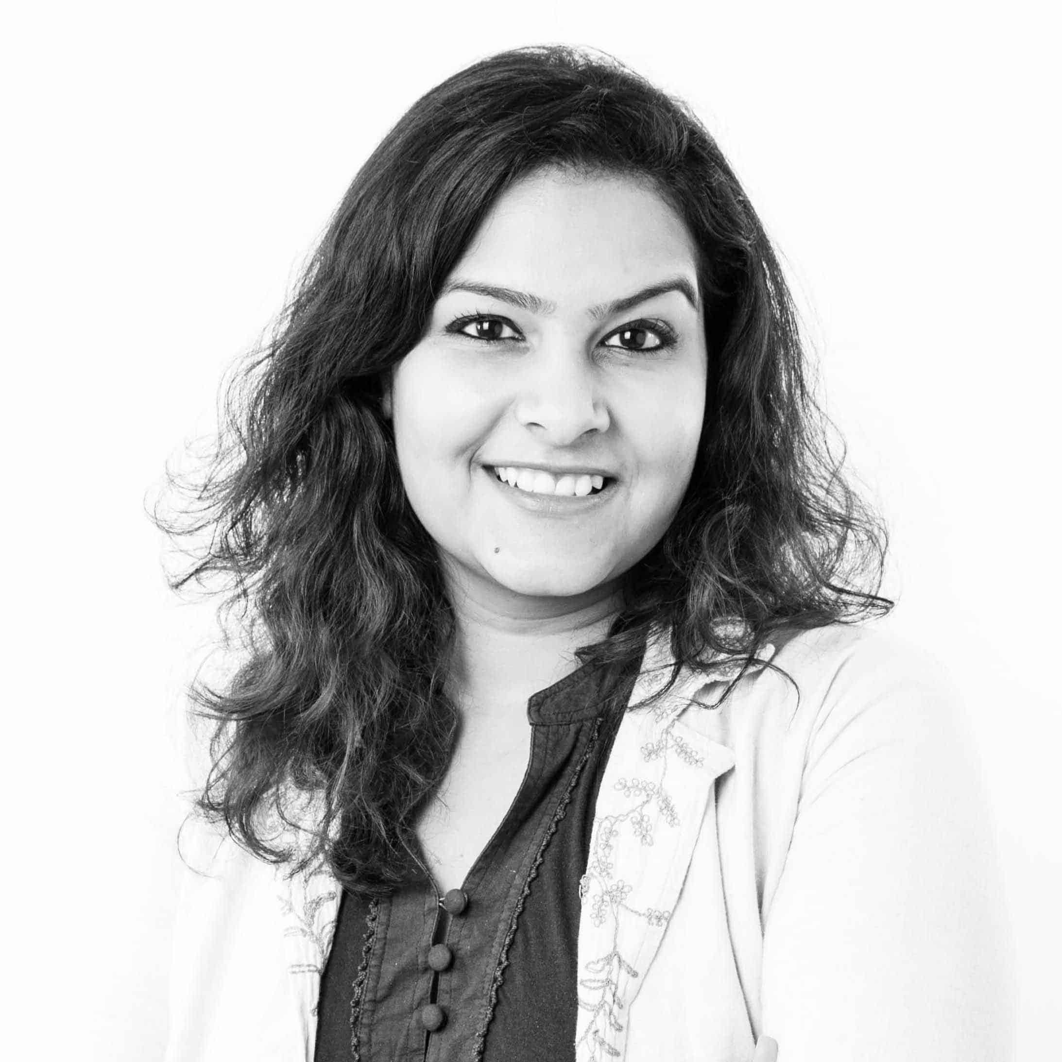 Muzna Nishath - working as visiting faculty at DOT school