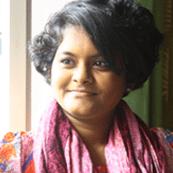 Charanya - working as visiting faculty at DOT school
