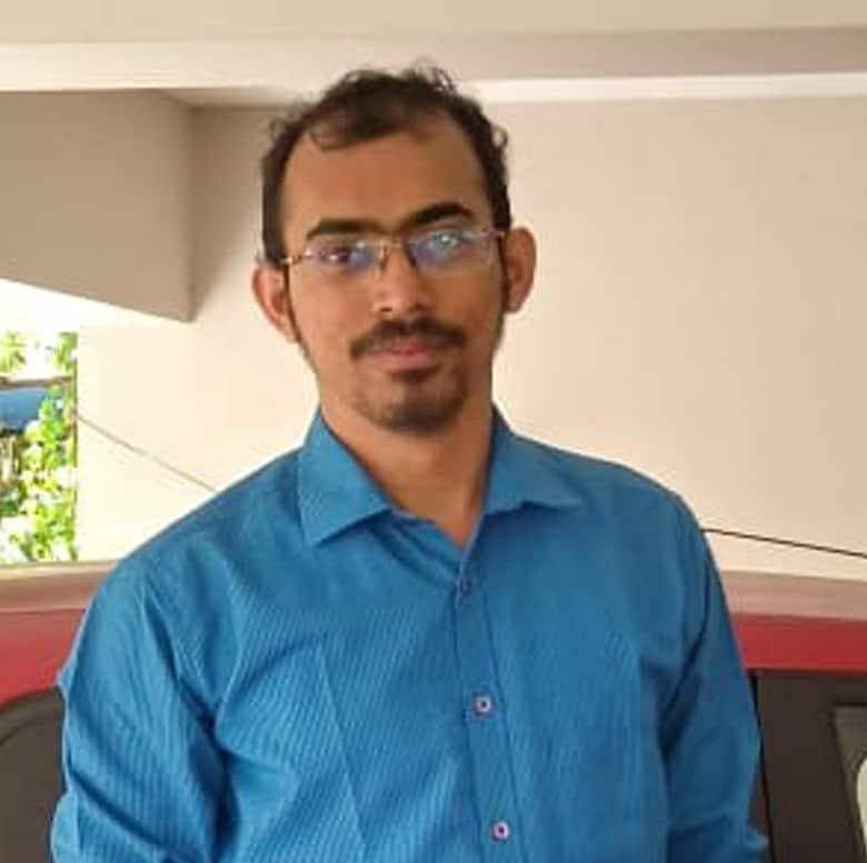Jegadeesh - Faculty at DOT design school