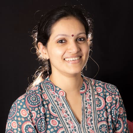 Elizabeth Joseph - Academic coordinator in Dot school of Design, Chennai